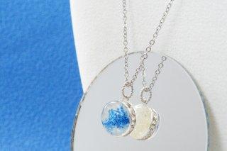 【6月限定】サムシングブルー/ 純白のドレス:替え玉(ペンダントチャーム)