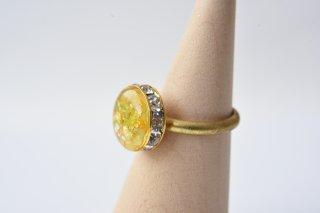 【8月限定】ひまわり:指輪