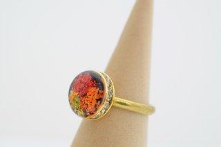【秋限定】紅葉:指輪