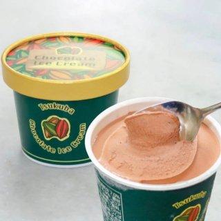 【冷凍品】チョコレートアイスクリーム(122ml×6個セット)※送料別※