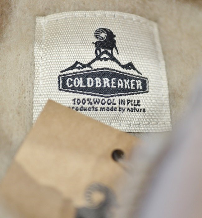 COLD BREAKER ROBBY