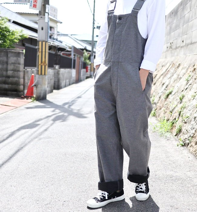 Ordinary fits  DUKE OVERALL (GRY)