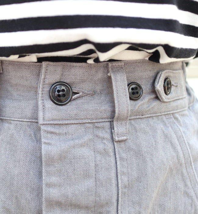 Ordinary fits  JAMES PANTS(GRY)