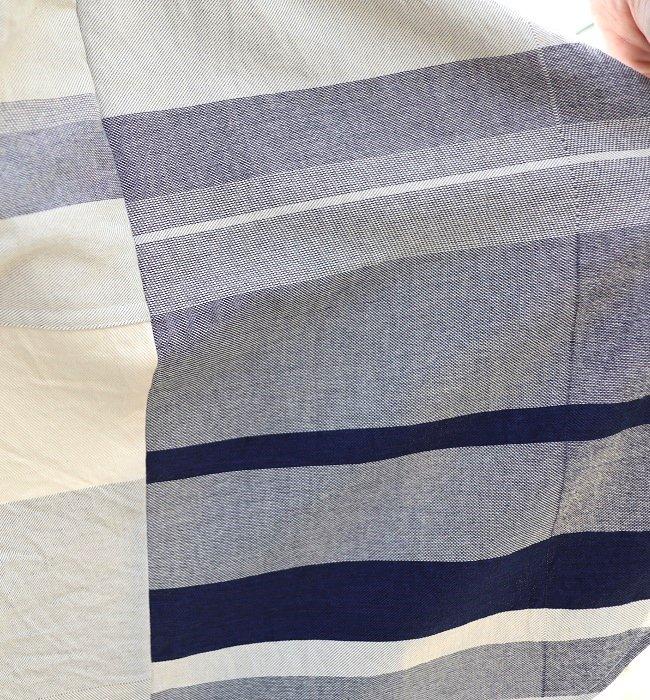 tamaki niime chotan skirt cotton100%(BE)