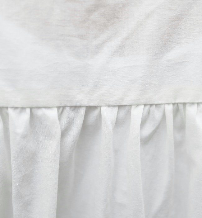 MANUAL ALPHABET  SMALL COLLAR R/C SHT(WHITE/BLACK)
