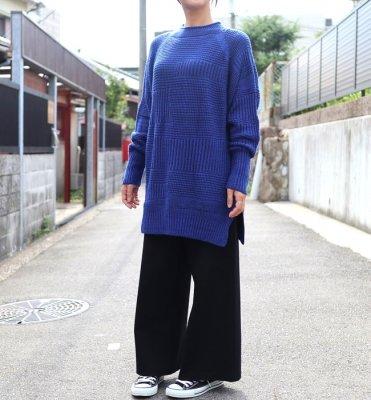 tamaki niime PO knit デカ(BL)