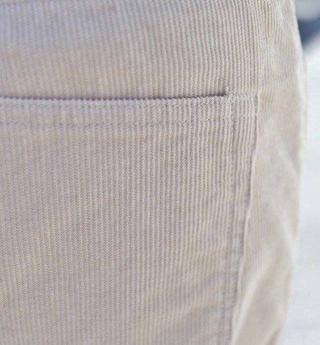 Ordinaryfits ANKLE CORDUROY PANTS(IVO)