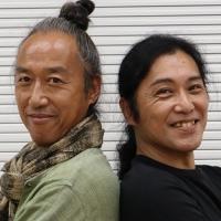 <b>縄文エネルギー研究所所長&ネイチャーアーティスト</b><br>中山康直&JUN AMANTO