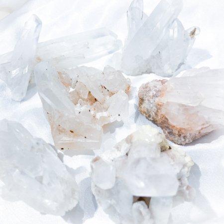 浄化石-水晶-(K-042)
