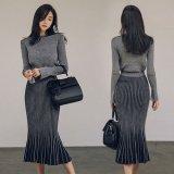 女子会やランチで着たい秋冬向けセットアップ エレガントスタイルのトップス&スカート