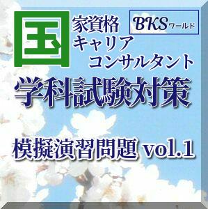 KK201 国家キャリアコンサルタント試験 学科試験 模擬試験 演習問題 vol.1