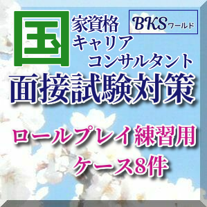KK502 国家キャリアコンサルタント試験 実技面接 ロールプレイ練習用事例集 オリジナル