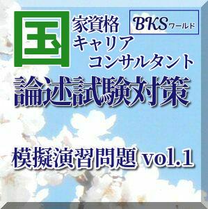 KK402Q 国家キャリアコンサルタント試験 実技論述 模擬試験 演習問題のみ vol.1