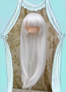 姫カット(シャイニースノー)