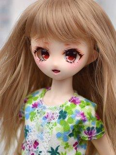 ine*×インソムニア コラボドール プチ姫 ヘッド+服+ウィッグセット