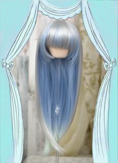 姫カット(コナユキ)