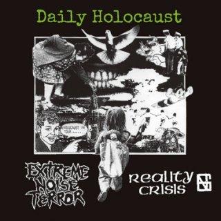 EXTREME NOISE TERROR / REALITY CRISIS