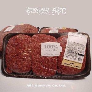 "BUTCHER ABC ""ABC Butchers Co. Ltd. (Paper sleeve CD)"""