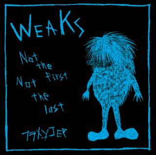 WEAKS 「フラメンコ」EP (初回フリーペーパーZINE付き)