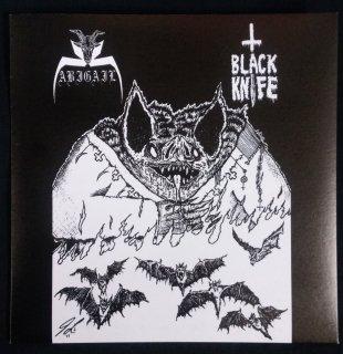 ABIGAIL / BLACK KNIFE - SPLIT EP