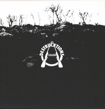 "DESTRUCKTIONS ""Complete Destrucktions"" LP (GATEFOLD SLEEVE)"
