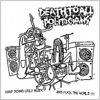 DEATH TO ALL POLITICIAN / COVIDTERROR - SPLIT EP (Ltd.100)