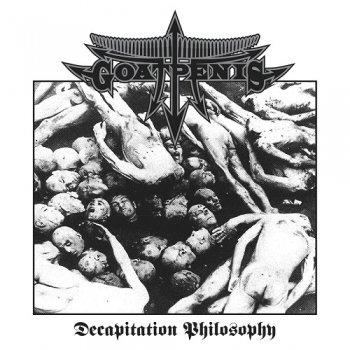 """GOATPENIS """"Decapitation Philosophy"""" LP"""