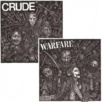 CRUDE / WARFARE (ITALY) - SPLIT EP (Ltd.300)