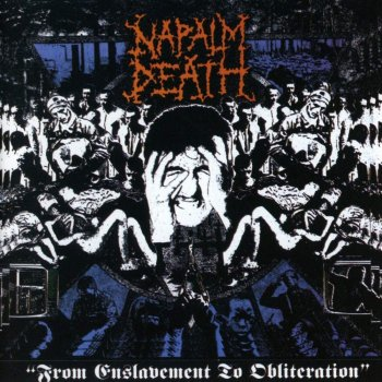 "NAPALM DEATH ""From Enslavement To Obliteration"" CD (REISSUE)"