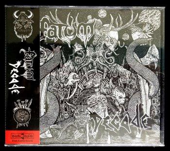 FATUM / DECADE - SPLIT CD (Ltd.300, w.OBI)