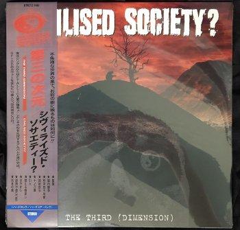 CIVILISED SOCIETY?