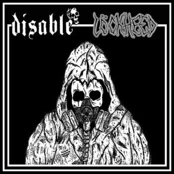 DISABLE / LOCKHEED - SPLIT EP (Ltd. 400)