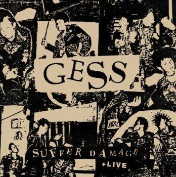 "GESS ""Suffer Damage + Live"" LP+CD"