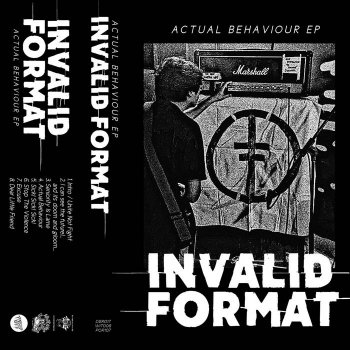 INVALID FORMAT