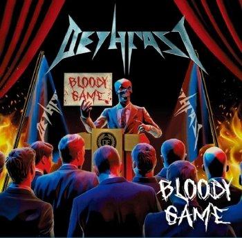 """DETHFAST """"Bloody Game"""" CD"""