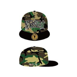 FACT - 公式グッズ / KTHEAT TOUR 2015 SNAPBACK CAP (Camouflage/Free)