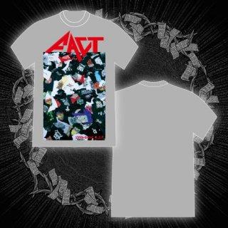 FACT - 公式Tシャツ / R.I.P T-SHIRTS (GRAY)