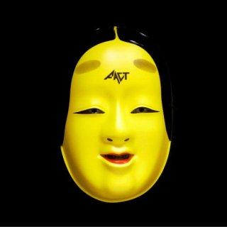 FACT - 公式グッズ 能面 (黄色) / noh mask yellow viesion