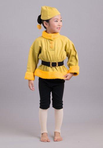七人の小人(黄緑)[レンタル衣装]