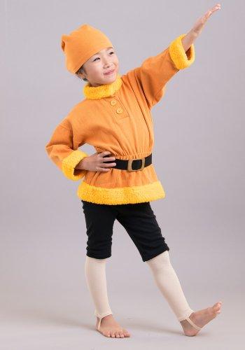 七人の小人(オレンジ)[レンタル衣装]