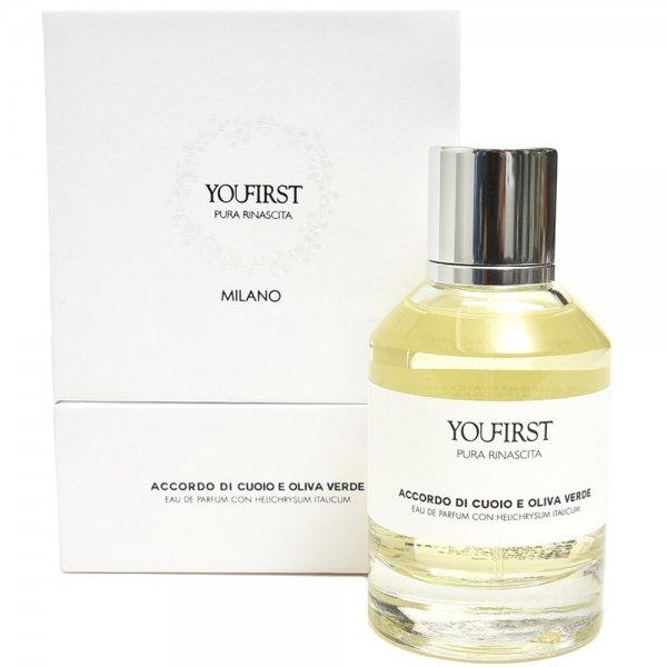 YOUFIRST (ユーファースト) VELVET WOODS (ヴェルヴェットウッズ) 100ml オードパルファム 香水  メインイメージ