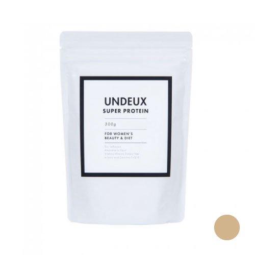 <span>[2021年夏新発売] </span>UNDEUX(アンドゥ) 女性専用ソイプロテイン(ほうじ茶ラテ味)300g