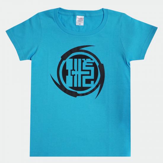 三名槍紋Tシャツ(天下三名槍記念グッズ)