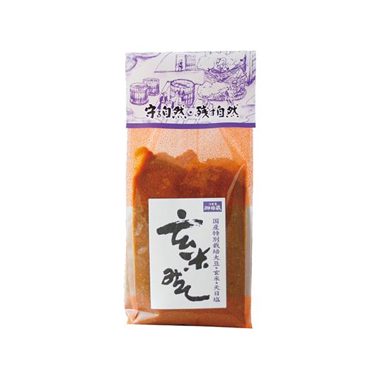 玄米味噌 1kg