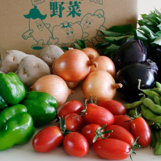 豆太郎 有機野菜セット 5〜6種