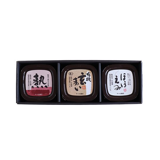 米味噌三種詰合せ
