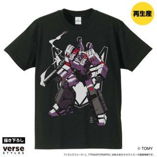 トランスフォーマー T-シャツ MEGATRON #1 ZAMA VER.