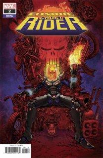 COSMIC GHOST RIDER #2 (OF 5) SUPERLOG VAR