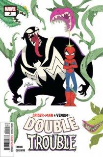 SPIDER-MAN & VENOM DOUBLE TROUBLE #2 (OF 4)