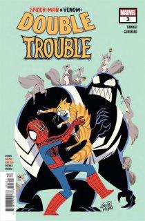 SPIDER-MAN & VENOM DOUBLE TROUBLE #3 (OF 4)
